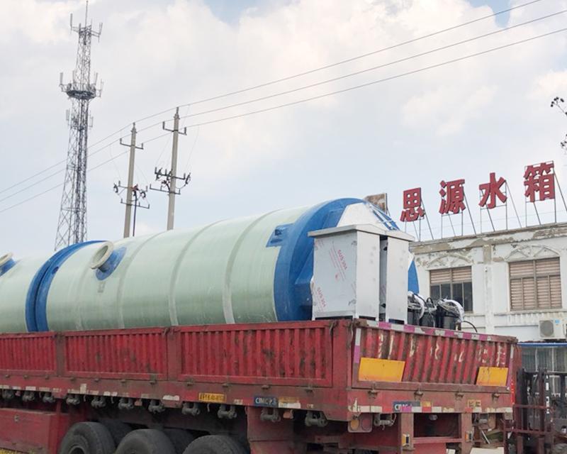 武汉市政给水泵站