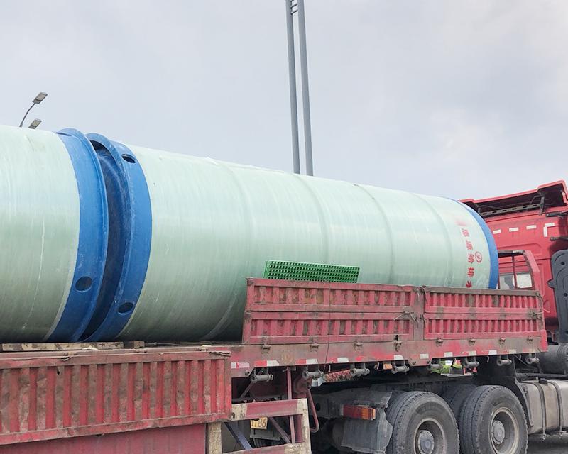 武汉预制一体泵站设备