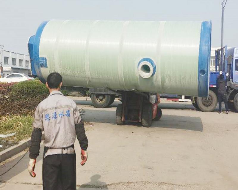 武汉智能一体化预制泵站
