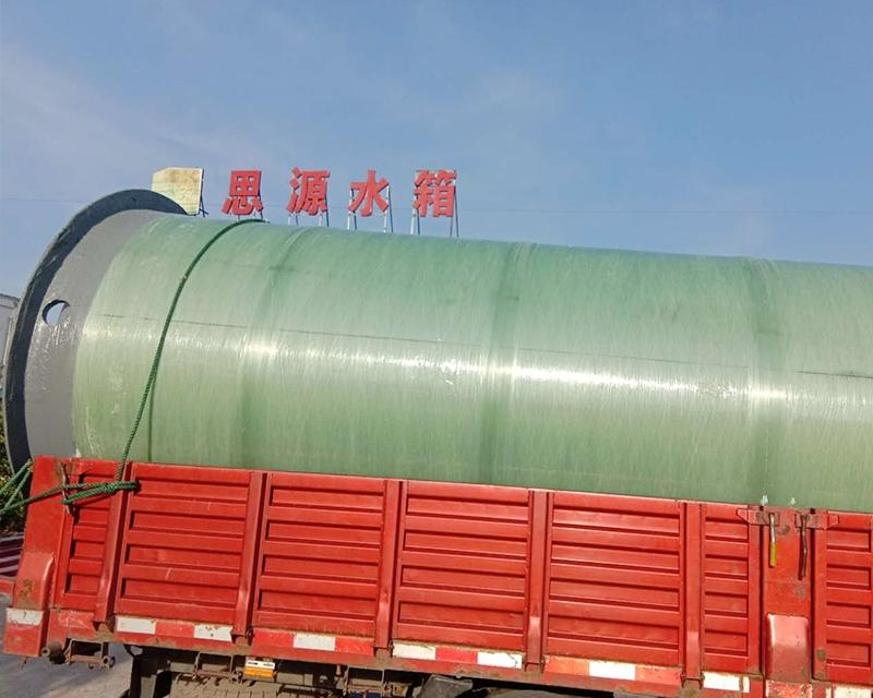 建筑排水一体化预制泵站