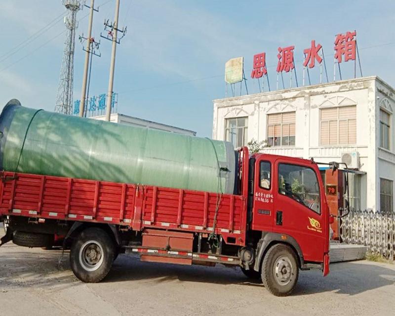雨洪应急预制泵站
